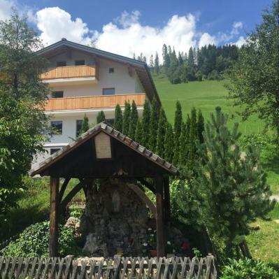 Ferienwohnung Mühlbach, Unterleegut Apartments, Mühlbach am HOCHKÖNIG IMG 1604